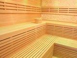 Sauna - Rechthoekig 250x250x210cm_
