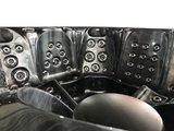 5 Persoons Outdoor Spa met Waterjets - Cloudy black / zwarte zijkant_