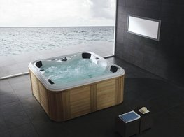 Outdoor spa. Type 192-Wh/Na