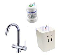 instant kokend wat tap incl. kraan en filter. SK-P2312AF water tap & tank & filter