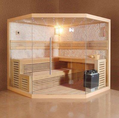 1101, sauna, 220x220x210cm. HELSINKI