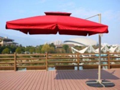 Hangende parasol. Type 201803 RED.