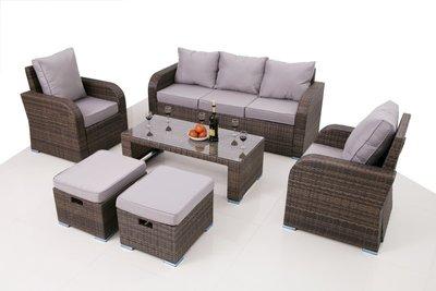 Lounge Set Tuin : Loungeset wicker frascati garden lounge set sale outlet sydney