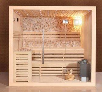 Sauna - Rechthoekig 200x200x210cm