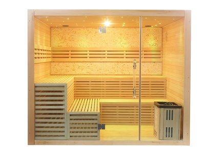 Sauna - Rechthoekig 250x250x210cm